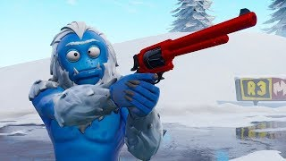 *Getting THE SKIN OF THE YETI* / HELP ME WITH A LOOTS / Fortnite Battle Royale
