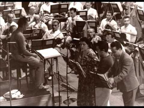 Il Trovatore [part 2 of 4] - Callas, di Stefano (1956 studio recording - cond. Herbert von Karajan)