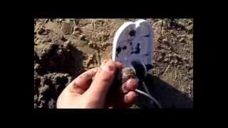 metal detector solfernus beach hunt with sniper coil dd17 20 khz