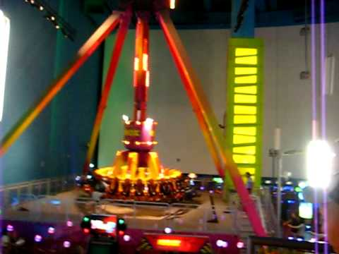 Indoor Rides at the Mall of the Emirates