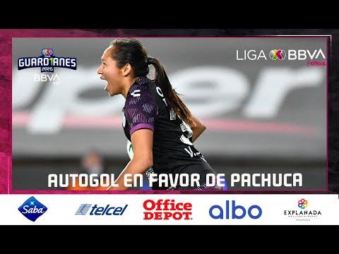 [Liga MX Femenil] Pachuca [1] - 2 Tigres - Bianca Sierra 76' | Own Goal