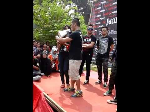 Pidato Ayah Ricky FM @JamboreFivers2015 @Bandung