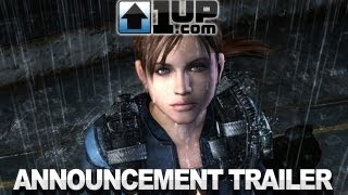 Resident Evil Revelations HD Announcement Trailer