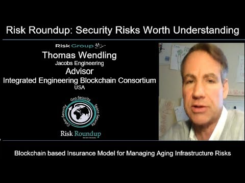 Blockchain based Insurance Model for Managing Aging Infrastructure Risks