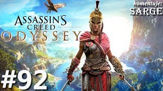 Zagrajmy w Assassin's Creed Odyssey PL odc. 92 - Kryjówka zabójców na Naksos