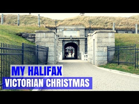 Victorian Christmas - My Halifax - Things To Do In Halifax