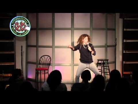 Adrienne Fish - Live Stand-Up Comedy