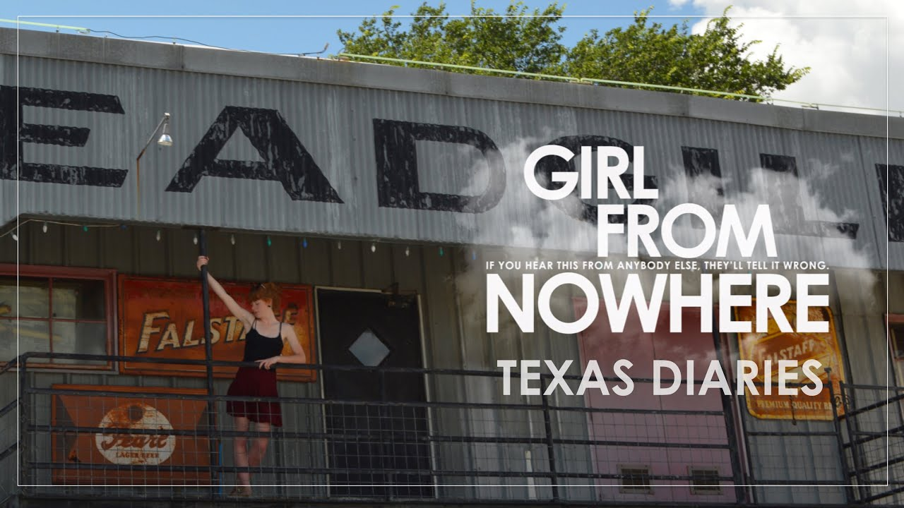 Texas Diaries | Girl From Nowhere | Arsalan Sattari Productions