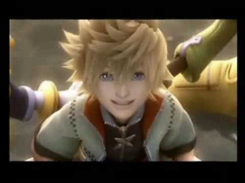 Kingdom Hearts Final Distance M Flo Remix