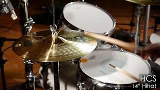 """Meinl Cymbals HCS14H HCS 14"""" Hihat"""