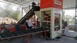Automatic Fly Ash Brick Plant / Fly Ash Brick Machine - 09427352508