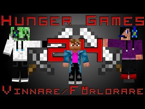 Minecraft - Hunger Games - VINNARE/FÖRLORARE - 24 - xWeeze testar HG! (Svenska)