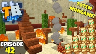 Truly Bedrock Episode 42! NEW Undying MINIGAME! Minecraft Bedrock Survival Let's Play!