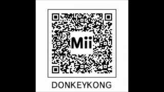 15 mario mii qr codes for nintendo 3ds