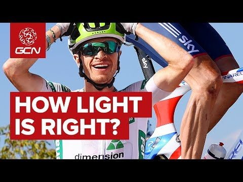 Cycling's Body Weight Obsession How Light Is Right For You?