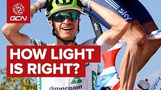 Cycling's Body Weight Obsession - How Light Is Right For You?