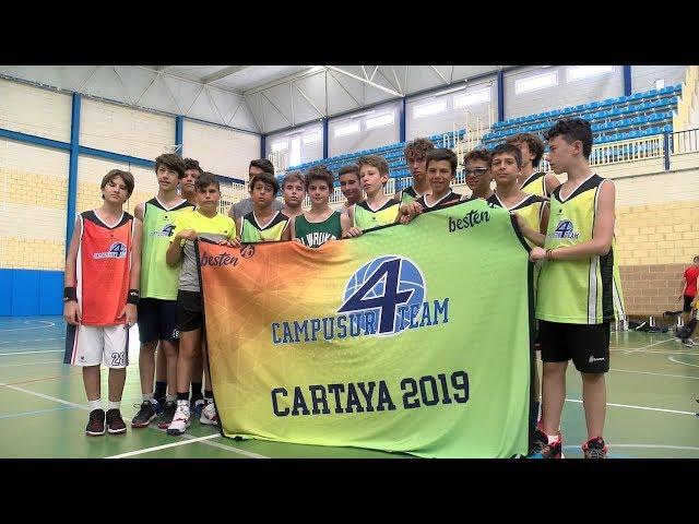 IV Campus de Baloncesto Campusur 4 Team Cartaya 2019