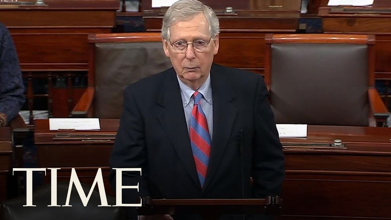 Mitch McConnell Says Senate Will Pass Bill To End Shutdown | TIME