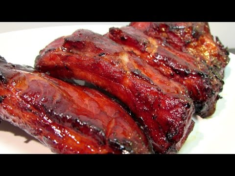 How to make chinese bbq pork ribs