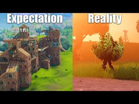TOP 5 REASONS FORTNITE'S '50vs50' MODE FAILED (and how it can be fixed)