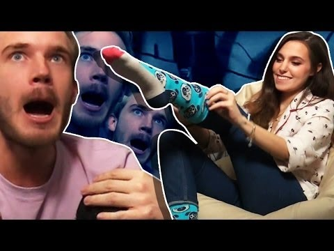 Thumbnail: THE FOOT CHALLENGE