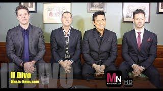 Baixar Il Divo I Interview I Music-News.com