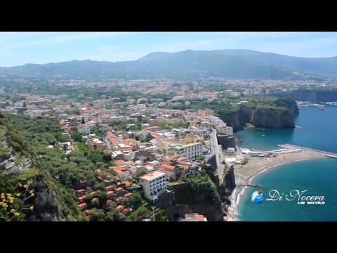 Transfer Naples Airport to Sorrento Amalfi Coast