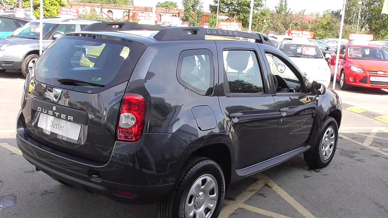 dacia duster ambiance 1 5 dci 110 4x2 u37291 youtube. Black Bedroom Furniture Sets. Home Design Ideas