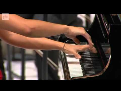 Tchaikovsky: Piano Concerto No. 1 - Yuja Wang (2/3)