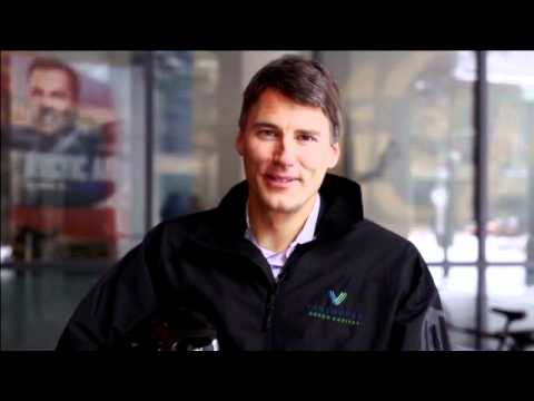 Handling Cycle Paths: Mayor Gregor Robertson