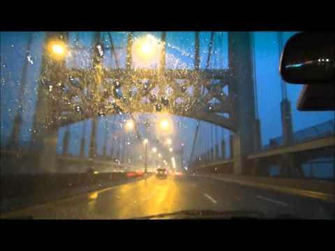The Triborough Bridge, New York City.