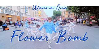 "[KPOP IN PUBLIC] Wanna One (워나원) ""Flowerbomb"" (불꽃놀이) dance cover by The Xsis"