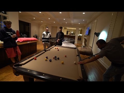 FAZE HOUSE POOL TOURNAMENT