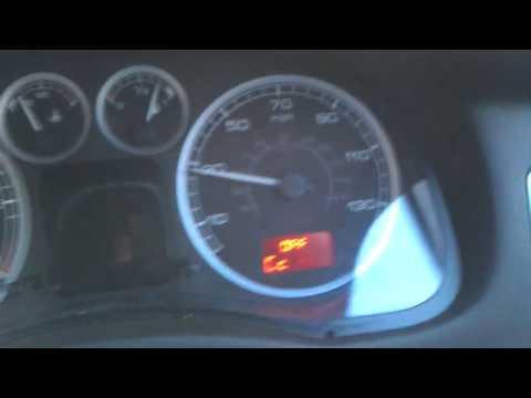 Peugeot 307 Retrofit Cruise Control Problem Youtube
