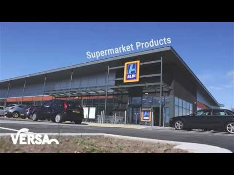 Versa Street Furniture Supermarket & Retail Park Products