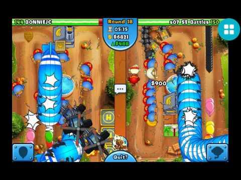 Battles Mobile: Combo Craziness!
