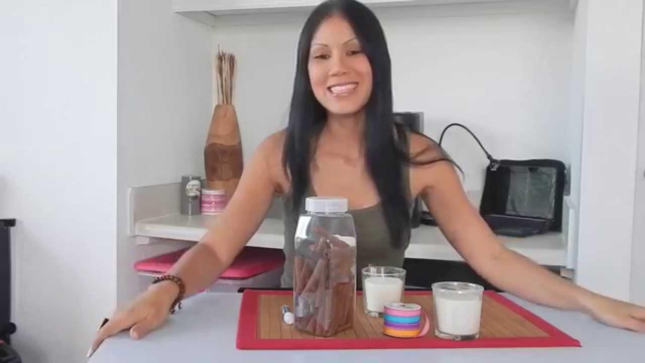Como hacer velas decorativas youtube - Como hacer velas ...