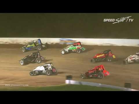 "USAC ""Eastern Storm"" Highlights | Weedsport Speedway 6.19.18"
