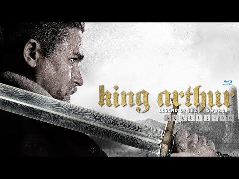 "King Arthur ""Legend of The Sword"" WWA Steelbook"
