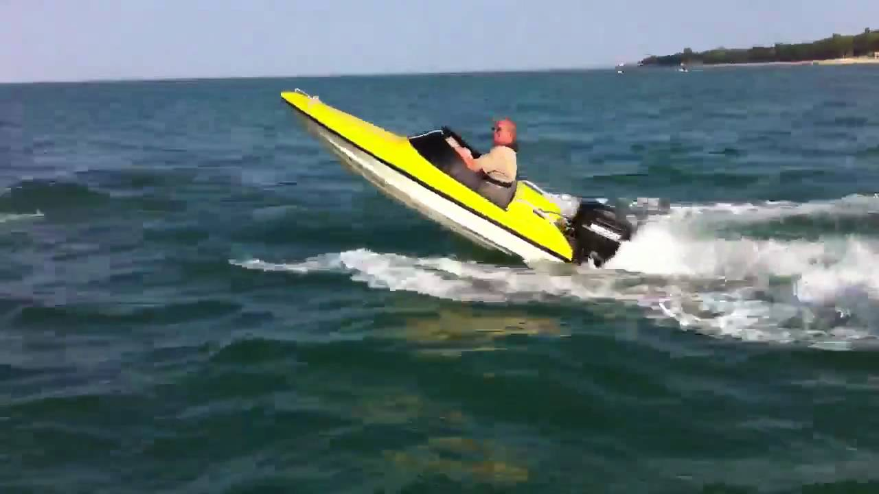 9ft Speedboat With 25hp In Solent Youtube | CLOUDY GIRL PICS