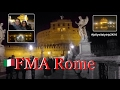 ROM FMA | ROME FMA | ROME ITALY FOLLOW ME AROUND | SPANISH STAIRS | CASTEL SANT ANGELO