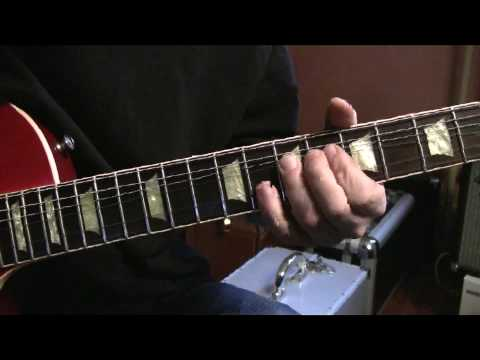ACE How Long Lesson Solo Lead Guitar