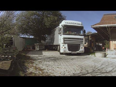 182. Egy nap Lacikával. A kamionos. Svájci meló.