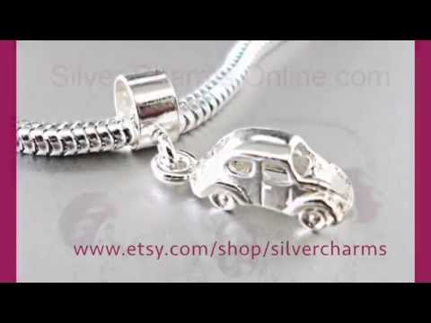 Silver Charms Online.com ~ Solid 925 Sterling Silver Charms