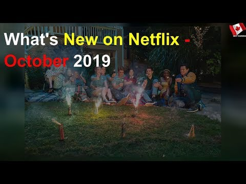 What's new on Netflix Canada in October