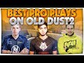 DUST2 TRIBUTE - Best Pro Moments on OLD DUST2 ft. ScreaM, pashaBiceps, GeT_RiGhT & More ! (CS:GO)