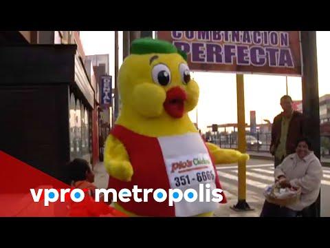 A famous chicken in Peru - vpro Metropolis