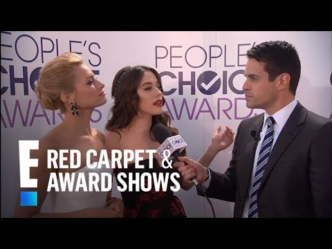 People's Choice Awards 2014 Red Carpet Arrivals