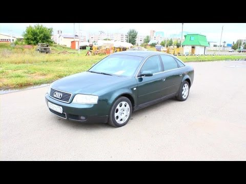 2002 Audi А6. Start Up, Engine, and In Depth Tour.