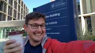 ОКСФОРД - Стрим из Матинститута Оксфорда - University of Oxford